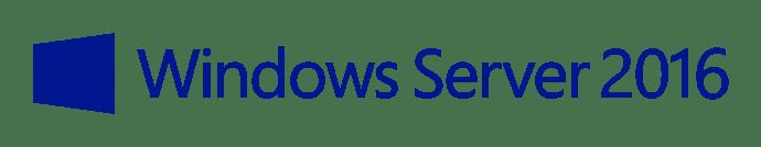 """Windows Server 2016"""