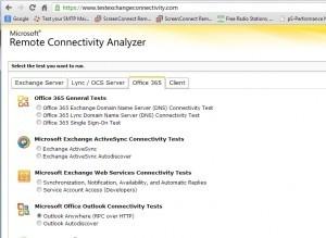"""""""Les urls dans Office 365 pour bien configurer votre firewall"""""""