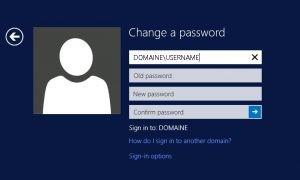 """""""Comment changer son mot de passe sous Windows 2012 R2 ?"""""""