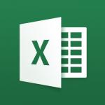 """""""Excel pour iPhone et iPad"""""""